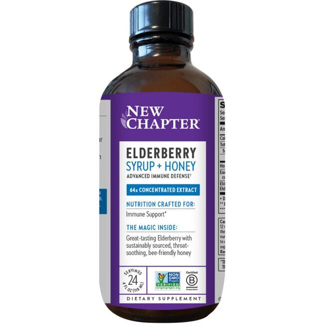 New Chapter Elderberry Syrup