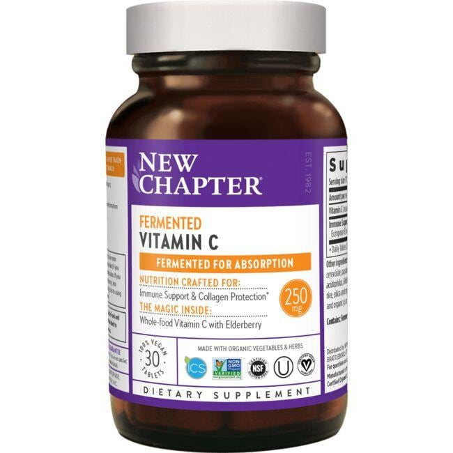New ChapterFermented Vitamin C