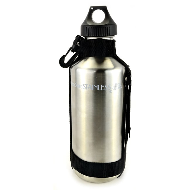 New Wave Enviro Stainless Steel 40 oz Water Bottle