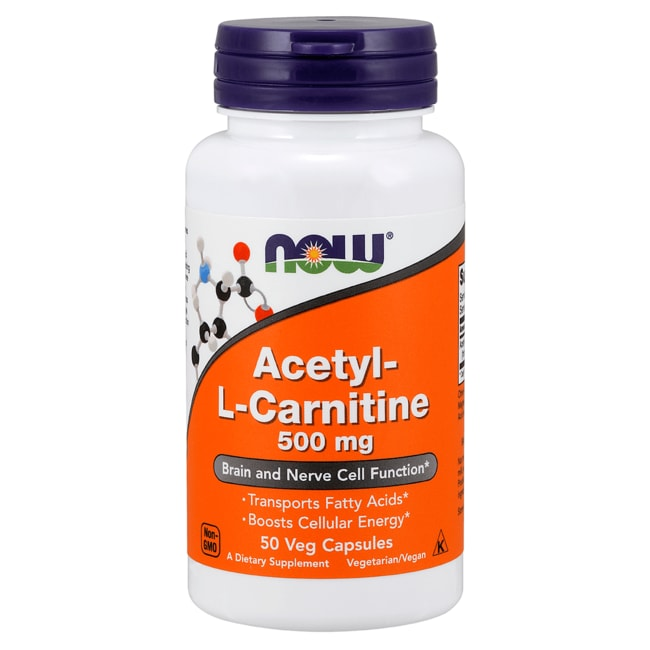 What foods contain acetyl l carnitine