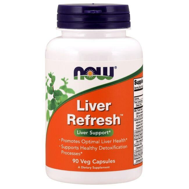 NOW FoodsLiver Detoxifier & Regenerator