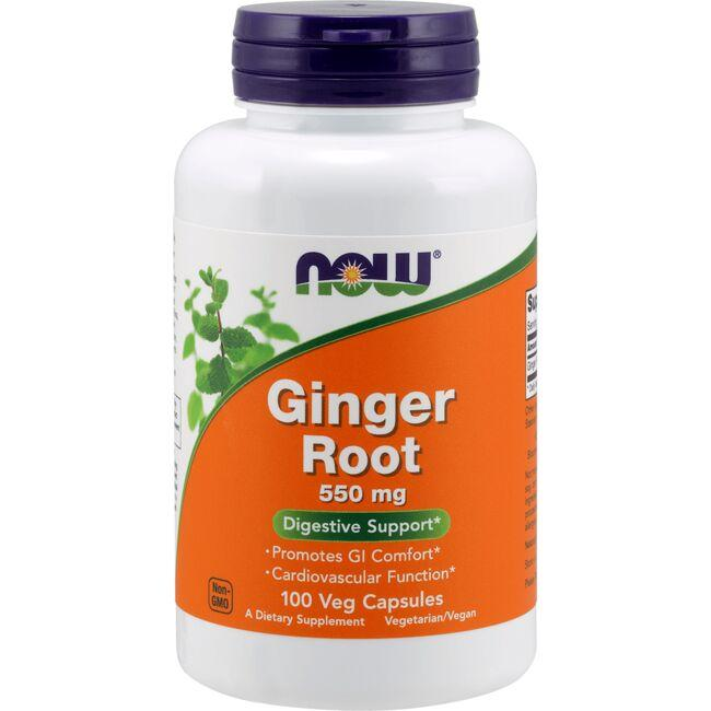 NOW FoodsGinger Root