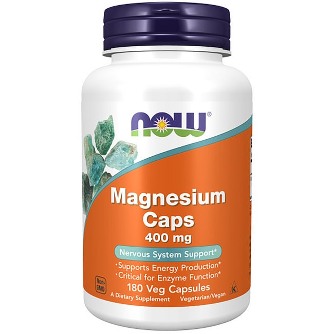 NOW Foods Magnesium