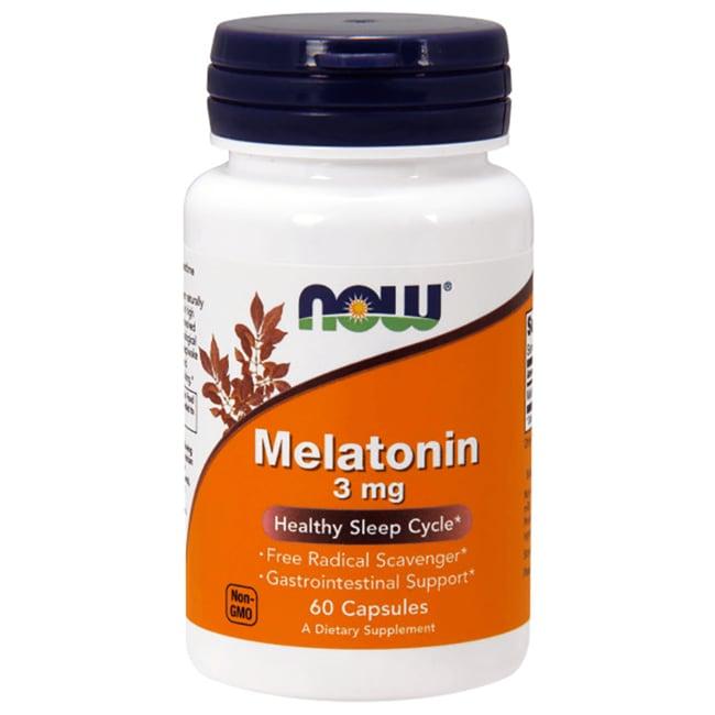 NOW Foods Melatonin