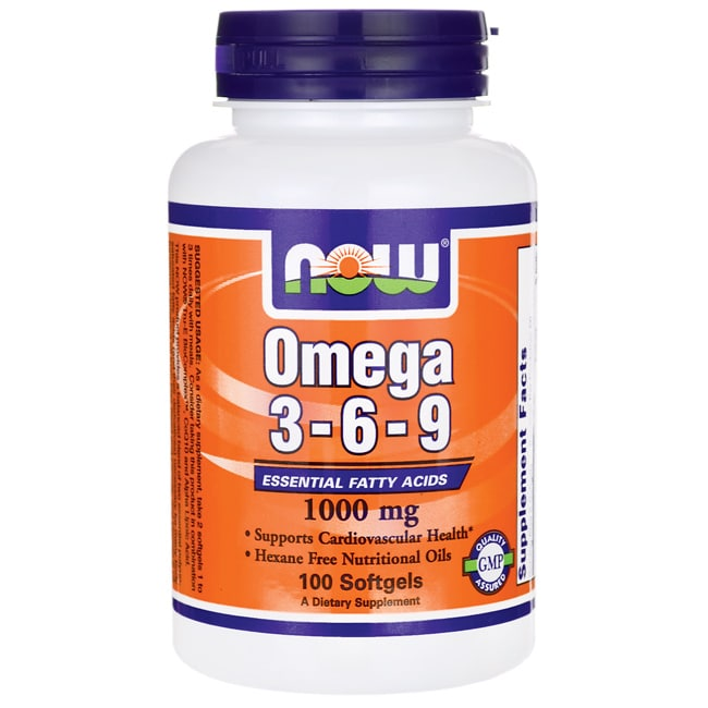 Now omega 3 6 9 review