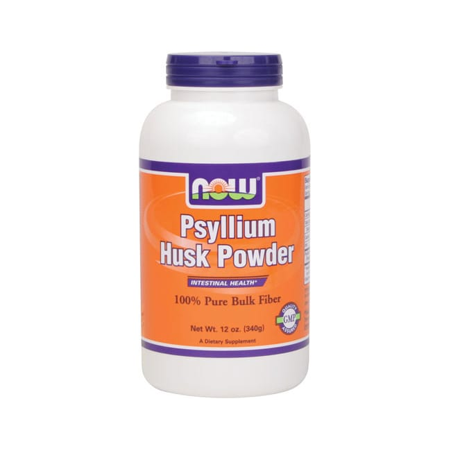 NOW FoodsPsyllium Husk Powder