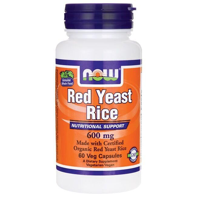 NOW FoodsRed Yeast Rice