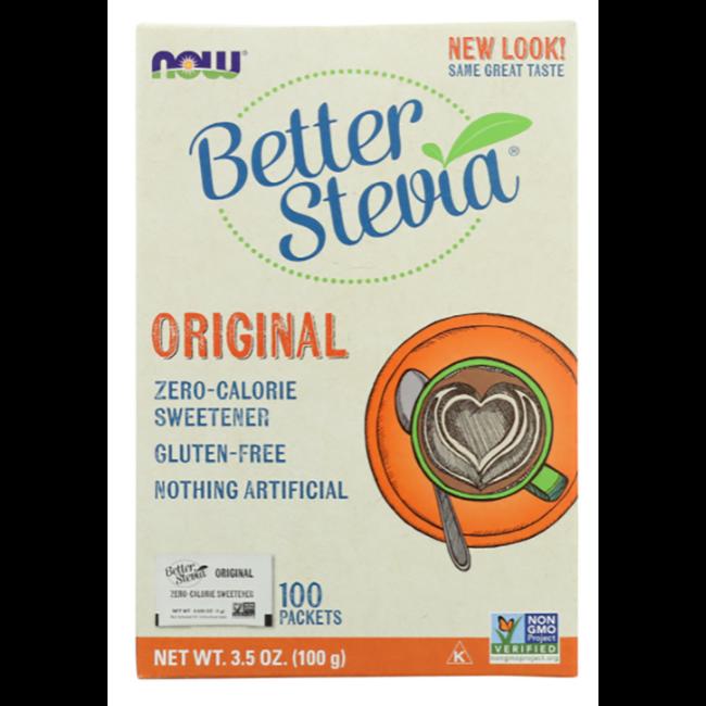 NOW Foods Better Stevia Original