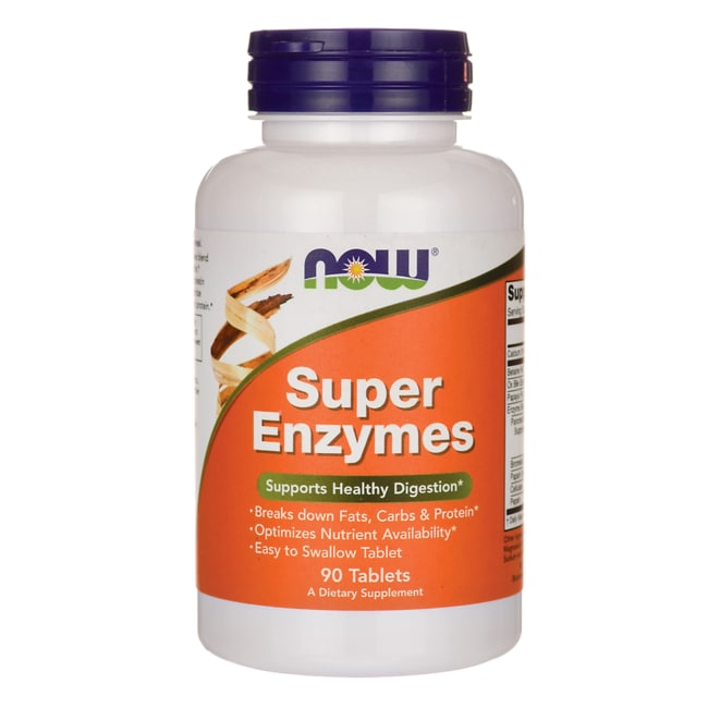 Now super digestive enzymes