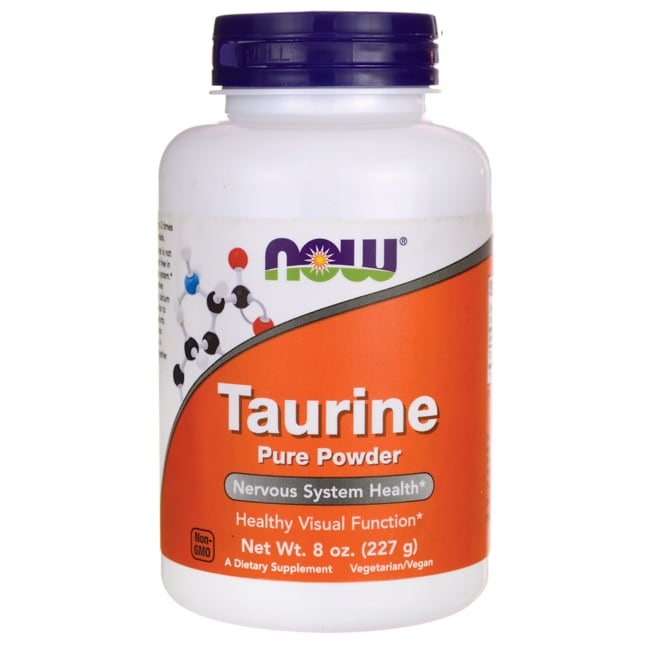 NOW Foods Taurine Powder