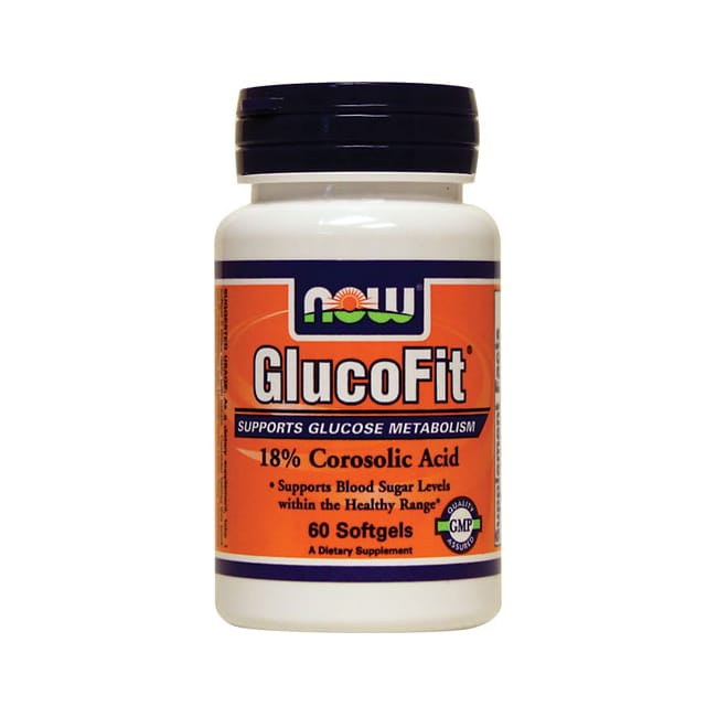 NOW FoodsGlucoFit