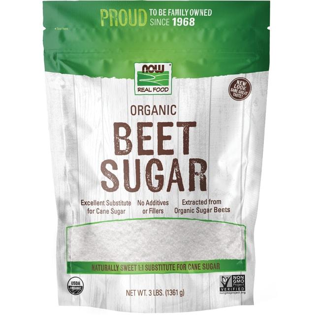NOW Foods Beet Sugar