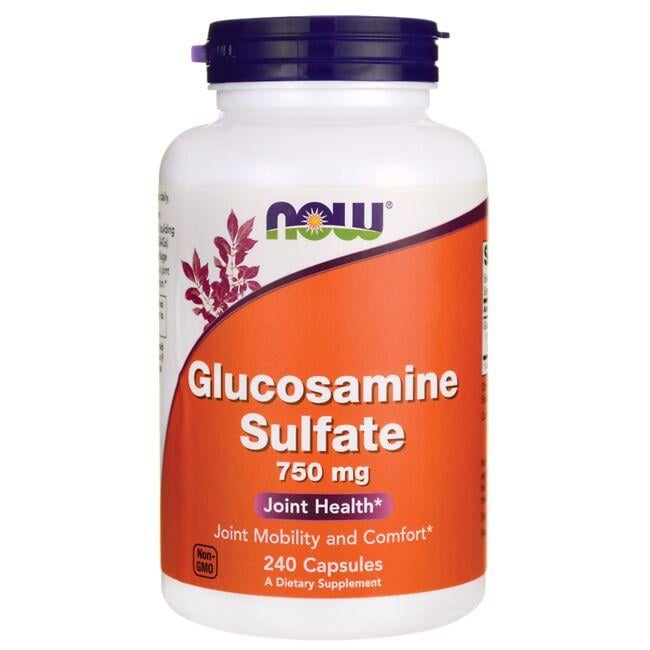 NOW FoodsGlucosamine Sulfate