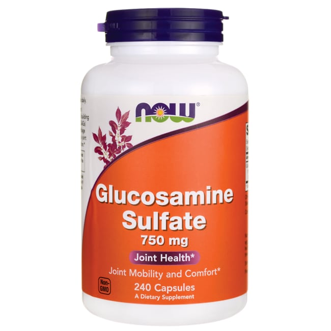 NOW Foods Glucosamine Sulfate