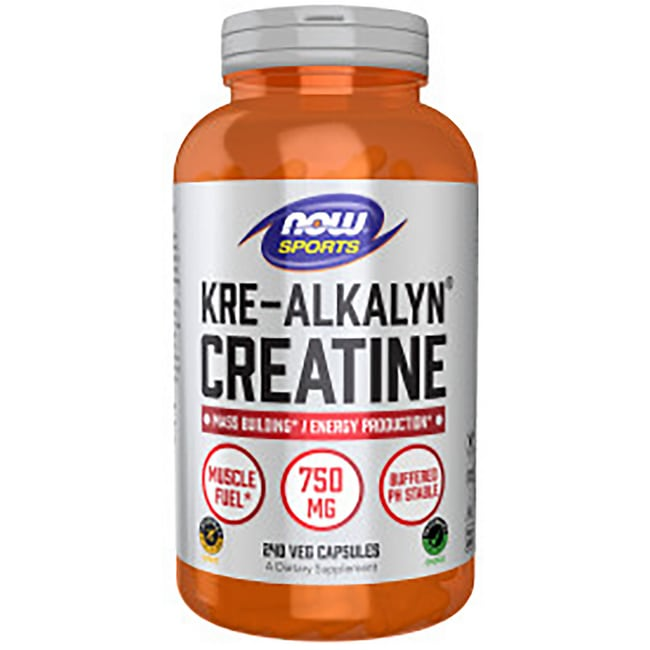 NOW FoodsKre-Alkalyn Creatine