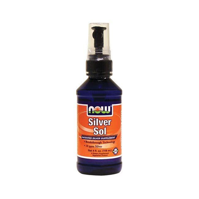NOW FoodsSilver Sol Spray