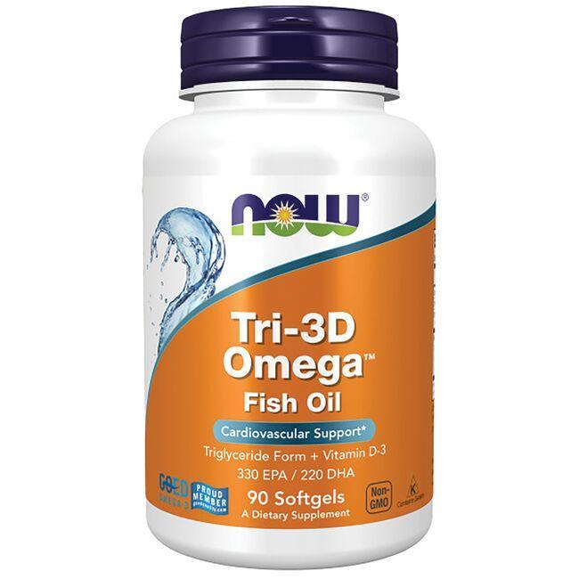 NOW FoodsTri-3D Omega