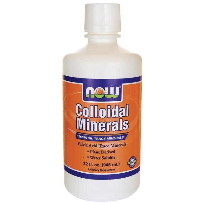 NOW FoodsColloidal Minerals