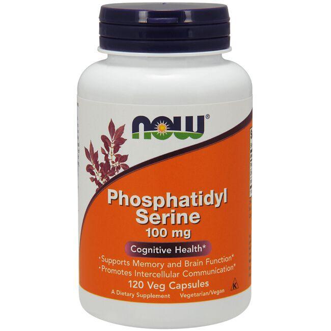 NOW FoodsPhosphatidyl Serine