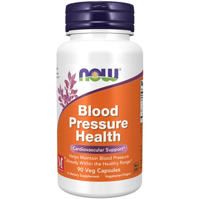 NOW FoodsBlood Pressure Health