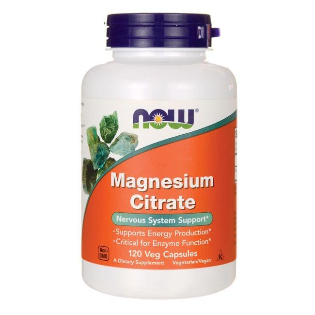 NOW FoodsMagnesium Citrate