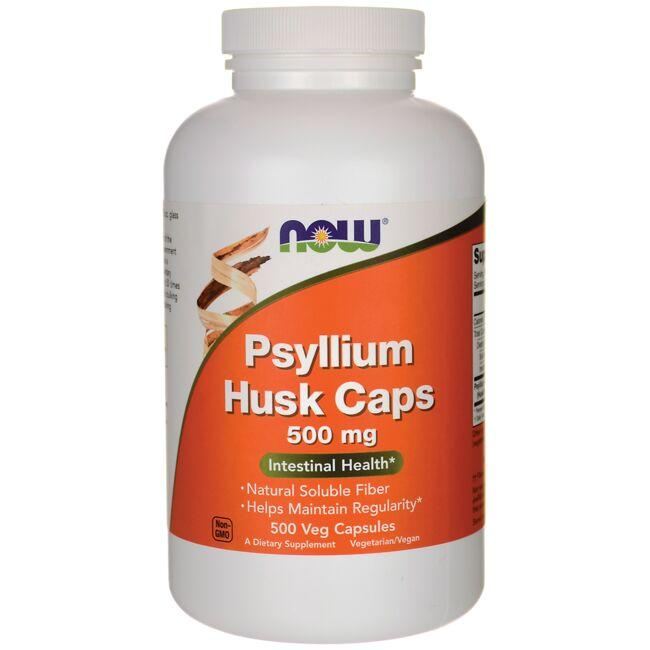 NOW FoodsPsyllium Husk Caps