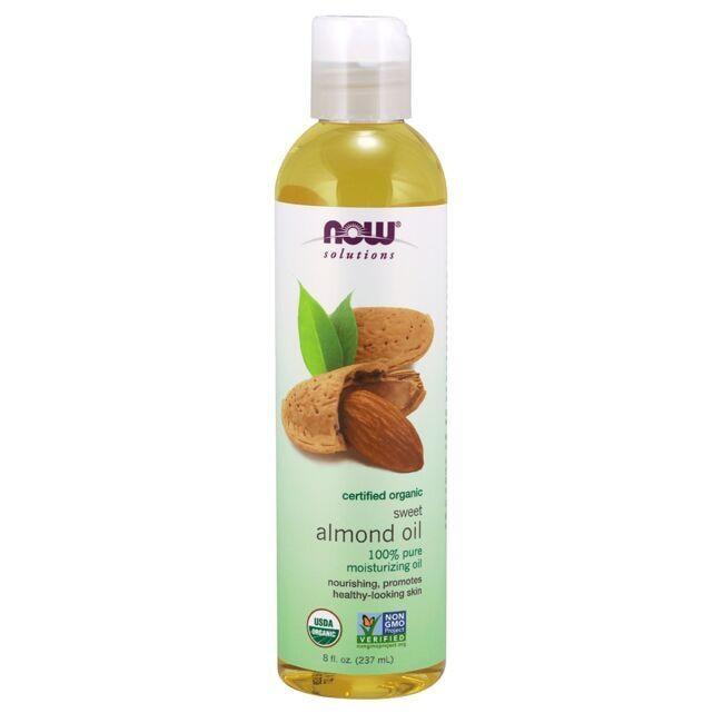 NOW FoodsOrganic Sweet Almond Oil