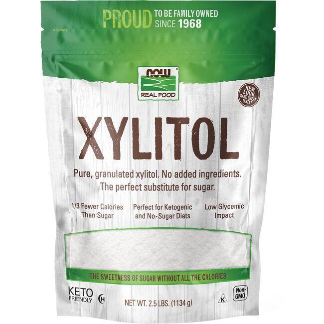 NOW FoodsXylitol