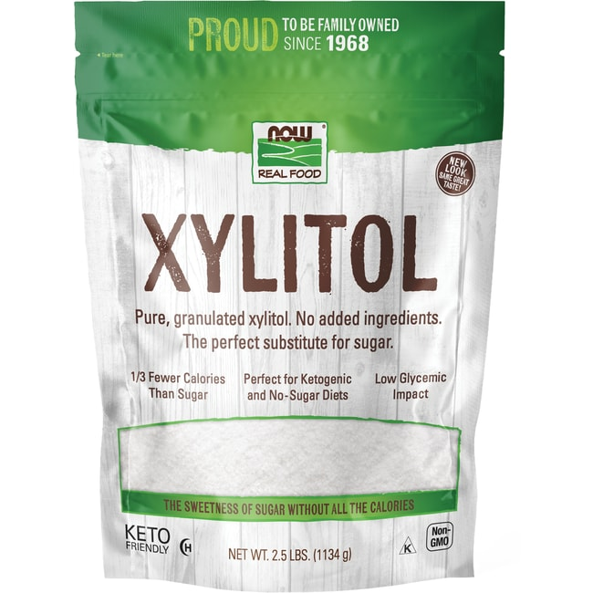 NOW Foods Xylitol
