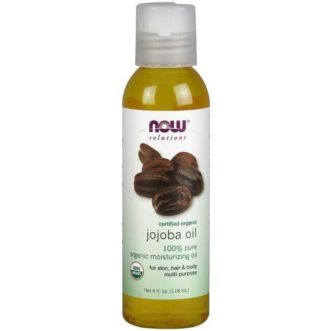 NOW FoodsJojoba Oil Certified Organic
