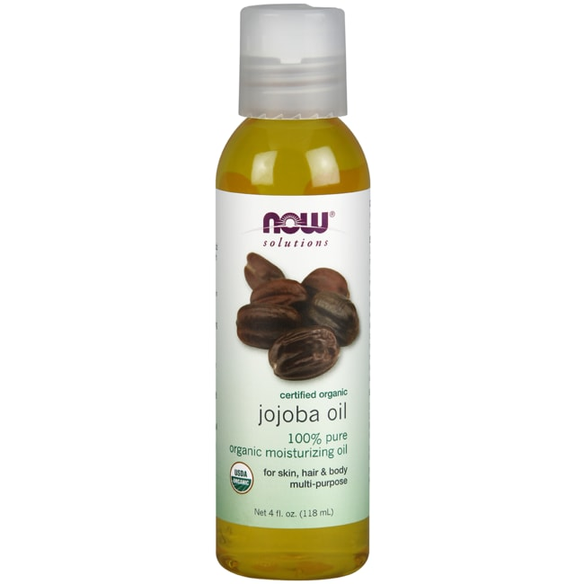 NOW Foods Jojoba Oil Certified Organic