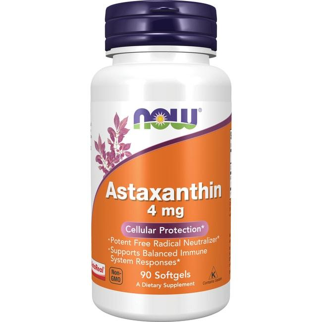 Astaxanthin foods