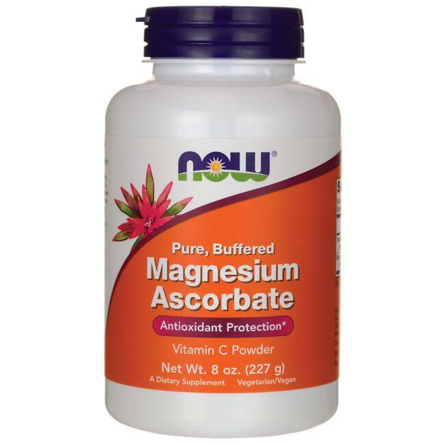 NOW Foods Pure, Buffered Magnesium Ascorbate