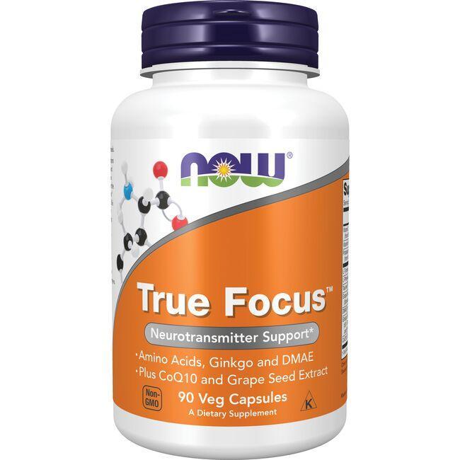 NOW FoodsTrue Focus