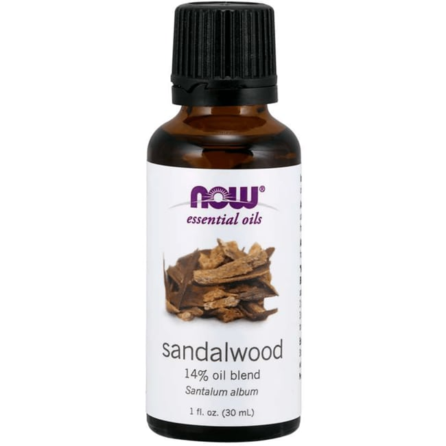 NOW Foods 100% Pure & Natural Sandalwood