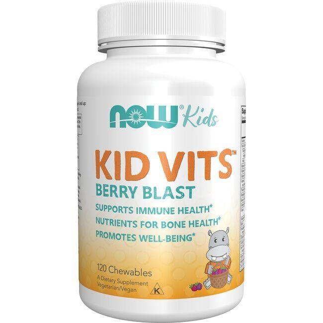 NOW FoodsKid Vits - Berry Blast