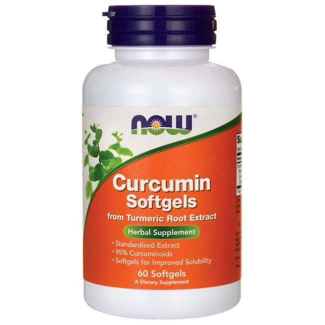 NOW FoodsCurcumin Softgels