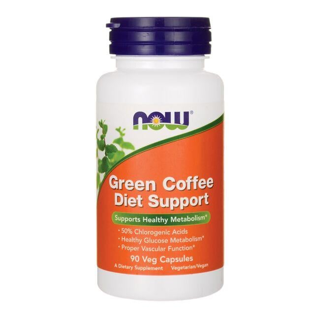 NOW FoodsGreen Coffee Diet Support