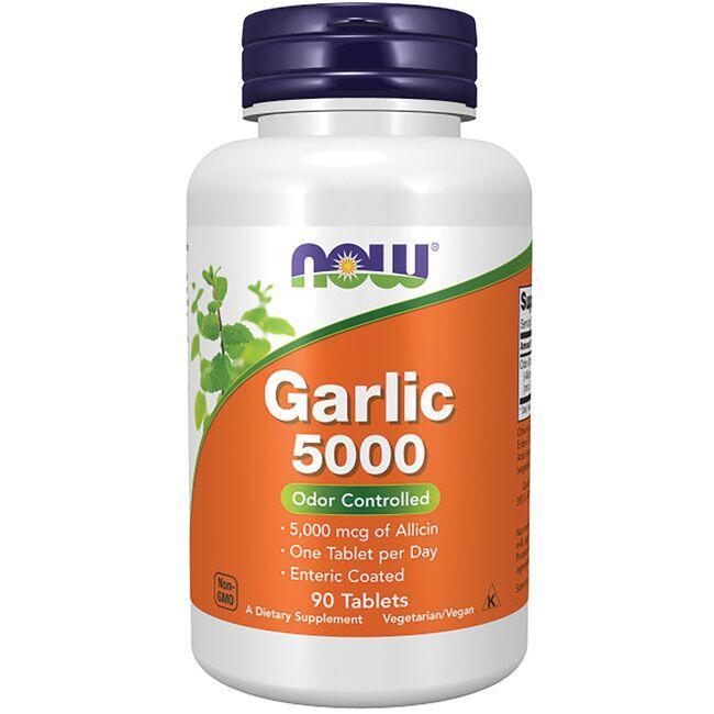 NOW FoodsGarlic 5000