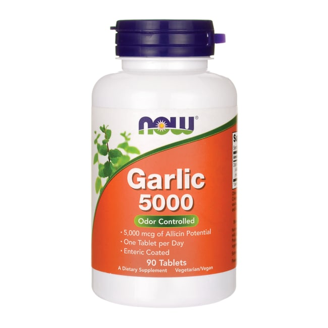 NOW FoodsGarlic 5000