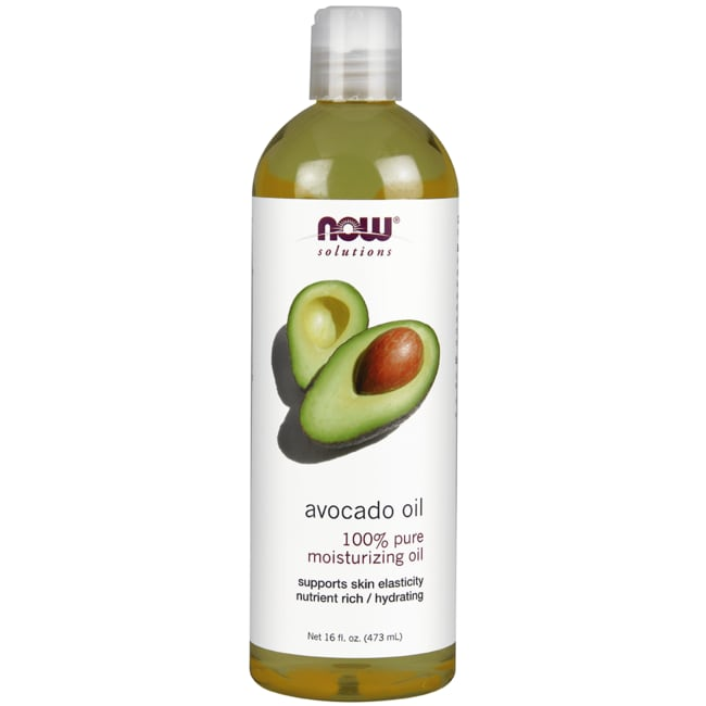 NOW Foods Avocado Oil 100% Pure Moisturizing Oil