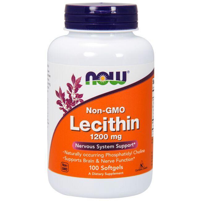 NOW FoodsLecithin