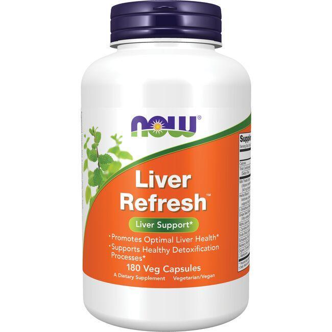 NOW FoodsLiver Refresh