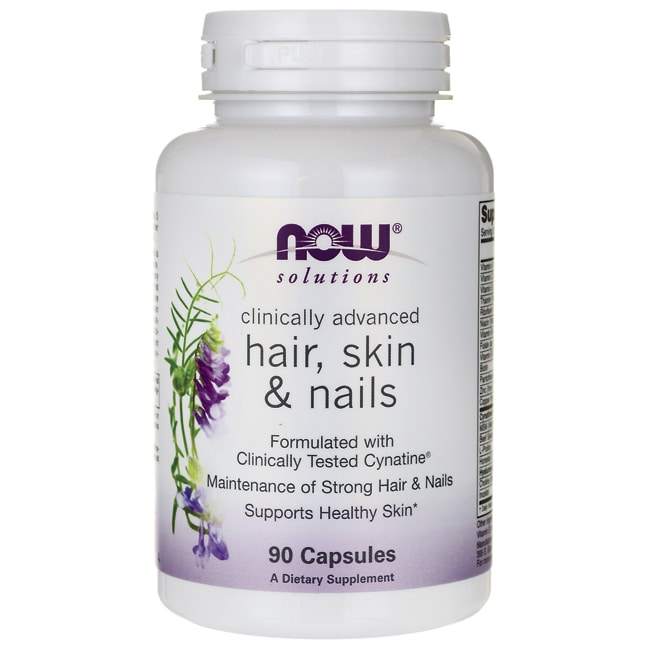 NOW FoodsHair, Skin & Nails