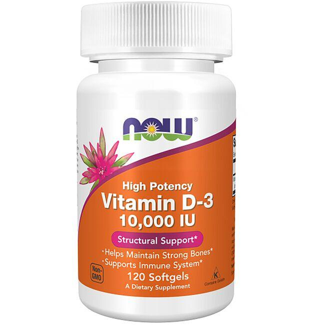 NOW FoodsHighest Potency Vitamin D-3