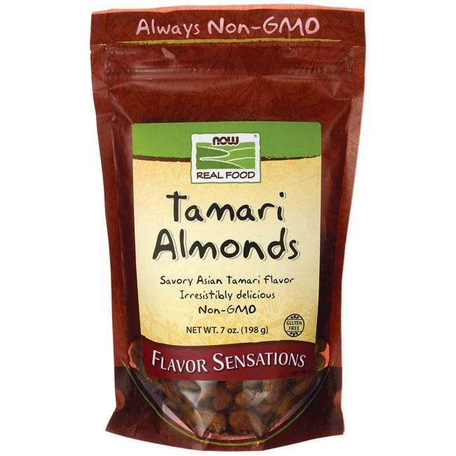 NOW FoodsTamari Almonds