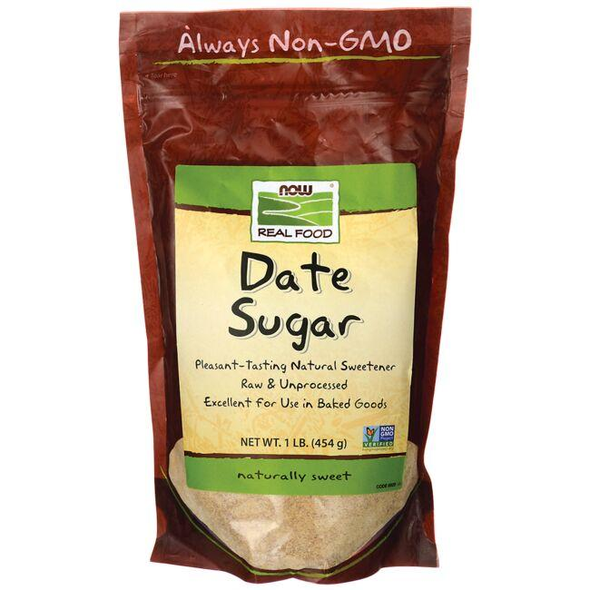 NOW Foods Date Sugar