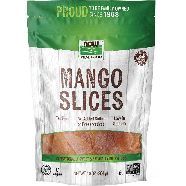 NOW FoodsMango Slices