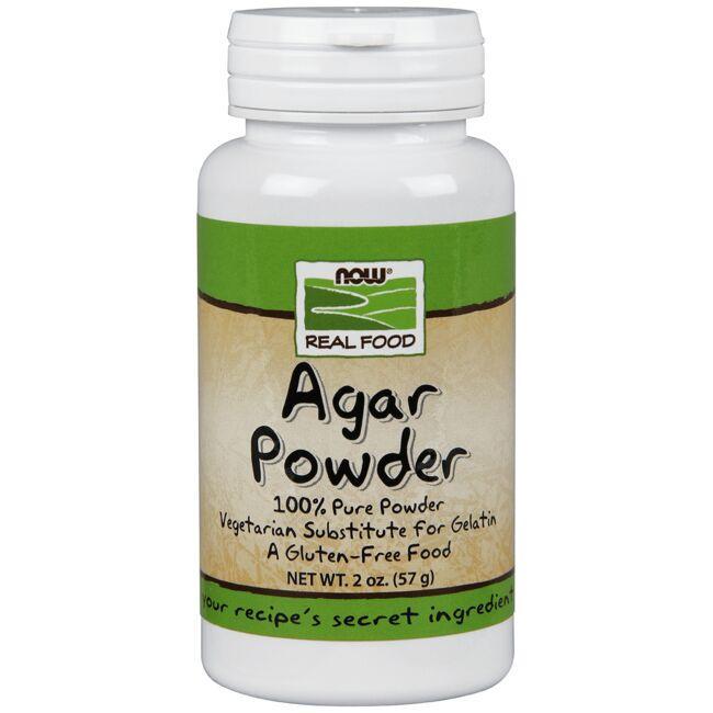 NOW FoodsAgar Powder
