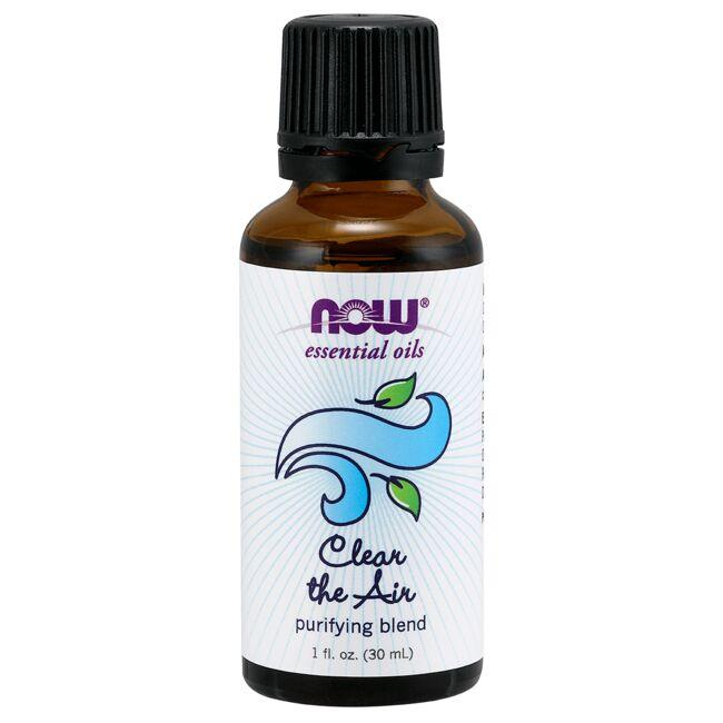 NOW FoodsEssential Oils Clean the Air Purifying Blend